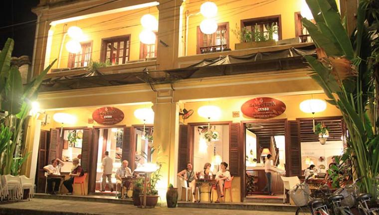 Cargo Club & Cafe và đêm Hội An (Nguồn: ST)