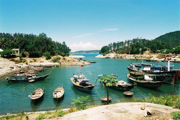 Du lịch ở Đà Nẵng - Cù Lao Chàm