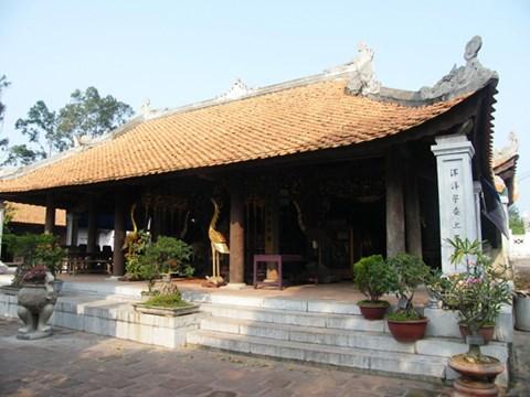 Đền Cuông - Nghệ An