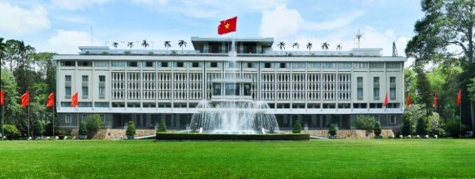Dinh Độc Lập - niềm tự hào của người Việt Nam