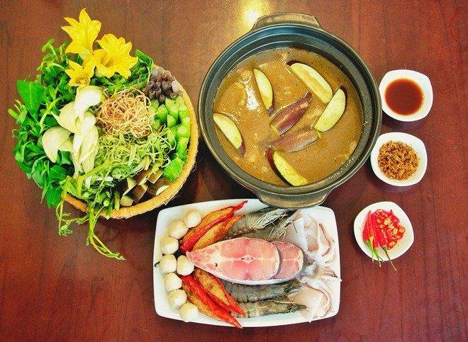 Món ăn được người Sài Gòn ưa chuộng (Ảnh: Sưu tầm)