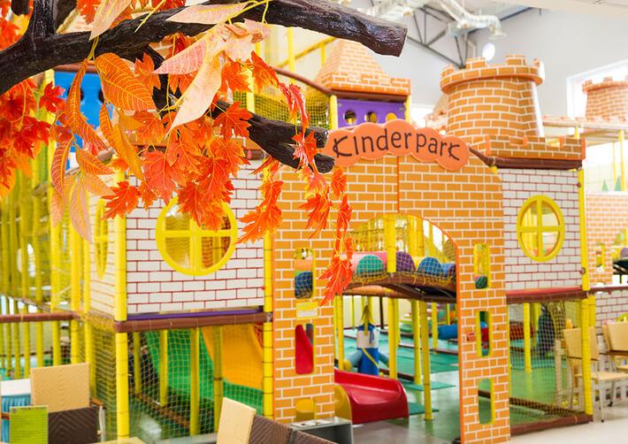 khu vui chơi Kinder Park