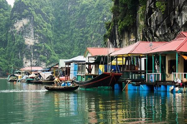 Khu làng cổ lớn nhất Việt Nam (Ảnh: ST)