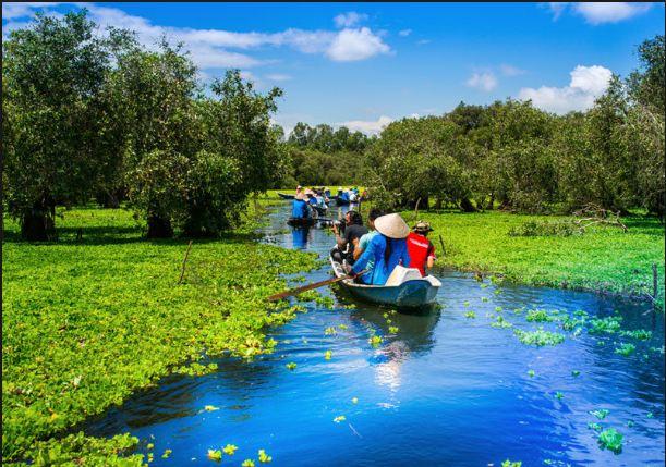 Kết quả hình ảnh cho Du lịch miền Tây sông nước