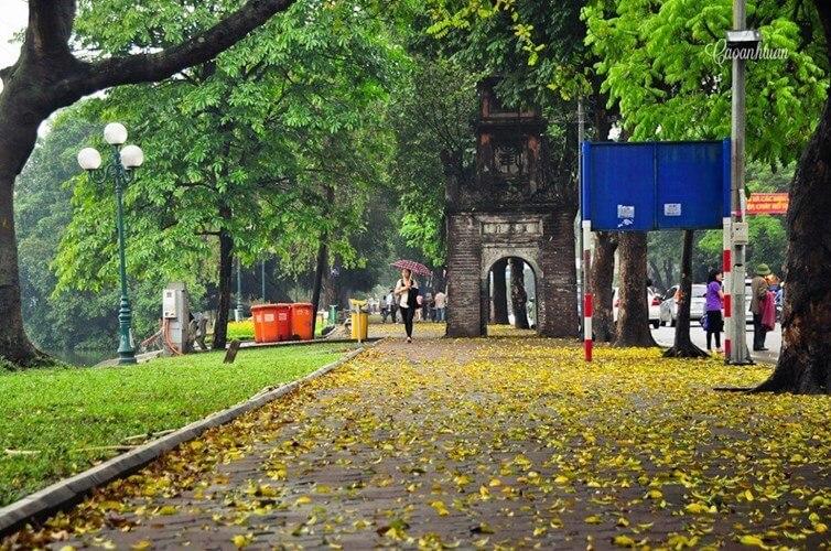 cẩm nang du lịch Hà Nội đi chơi ở Hà Nội
