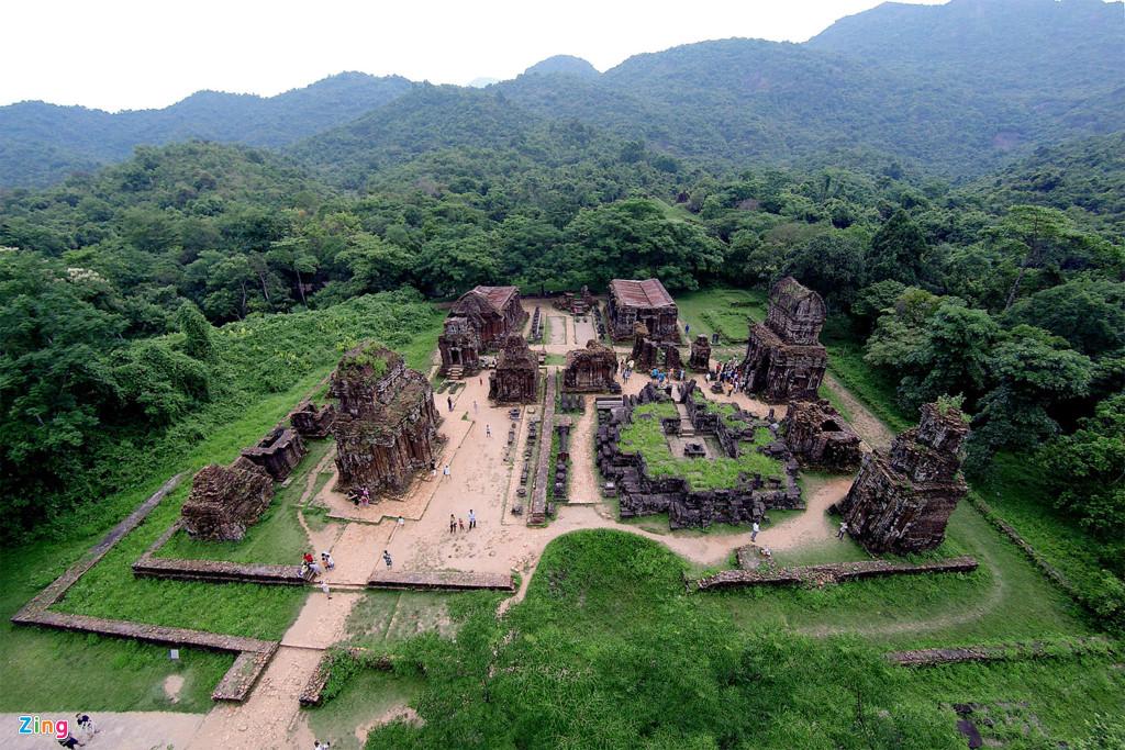 Thánh địa Mỹ Sơn - Những địa điểm du lịch ở Đà Nẵng