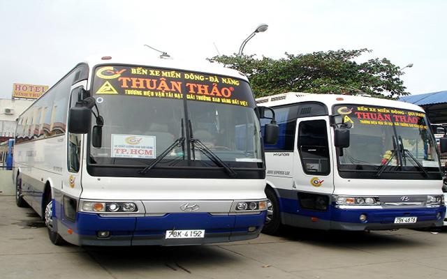 Xe Thuận Thảo có tuyến Sài Gòn ⇔ Phú Yên (Ảnh: sưu tầm)