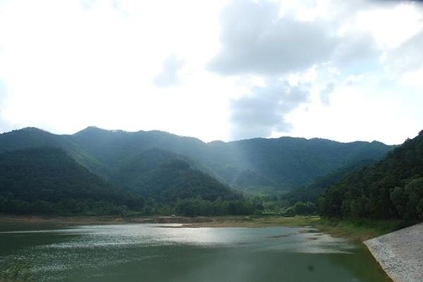 phượt gần Hà Nội - núi Hàm Lợn