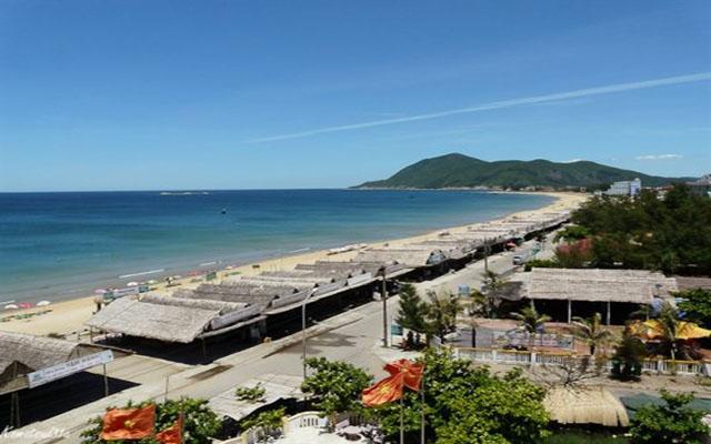Bãi biển Thiên Cầm 01
