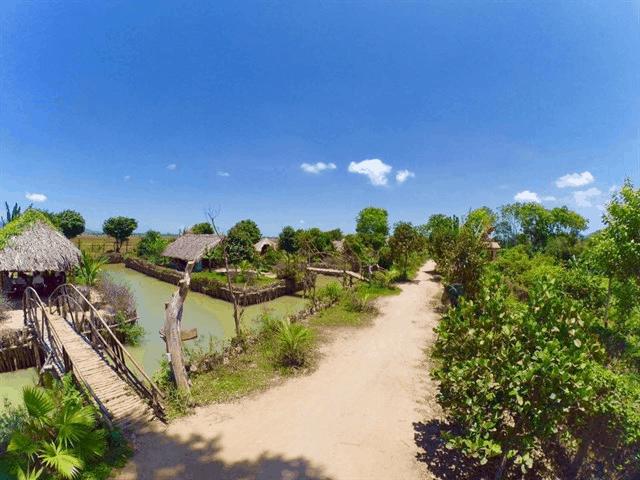Khu du lịch sinh thái Tứ Phương Thất Đảo (Ảnh: Sưu tầm)