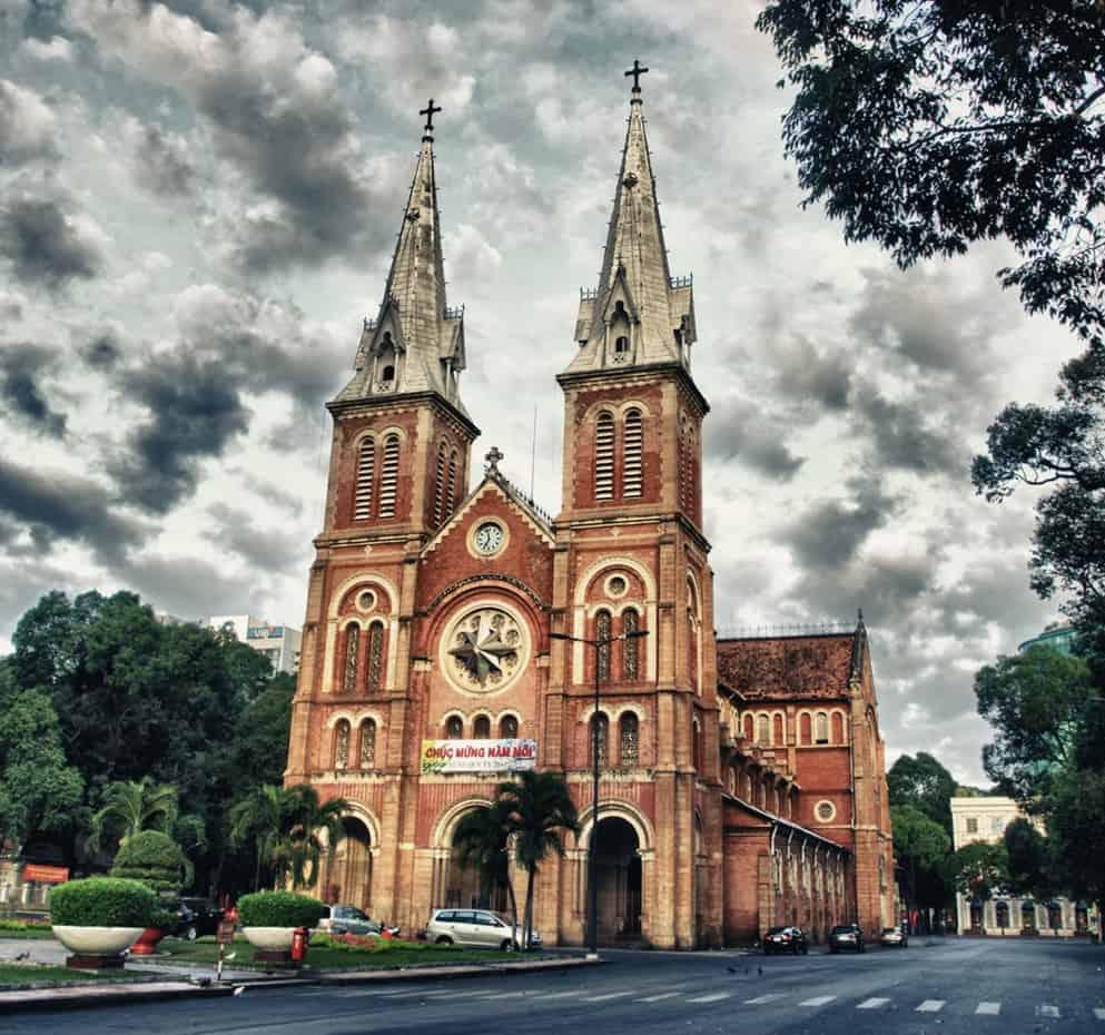 Kết quả hình ảnh cho Nhà thờ Đức Bà Sài Gòn
