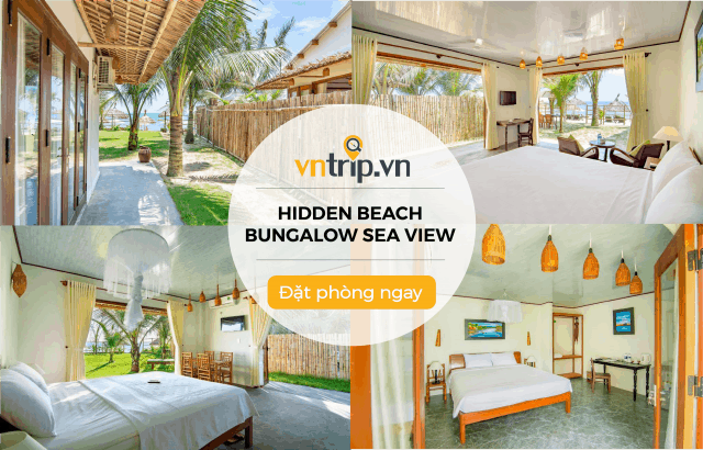Hidden Beach Bungalow Sea View