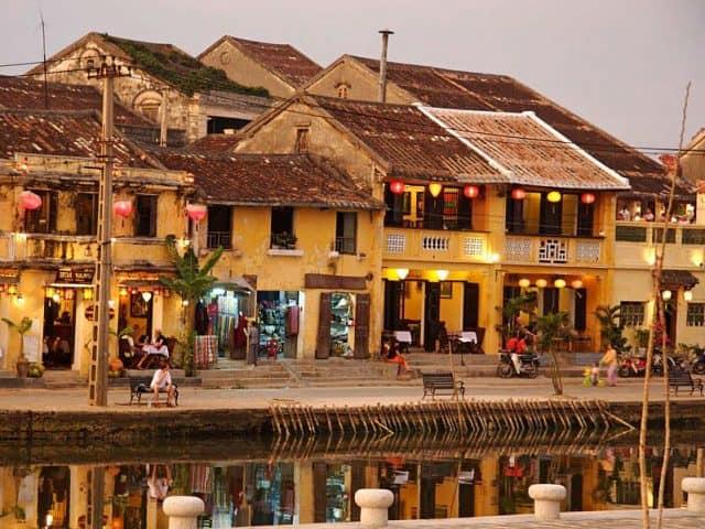 phố cảng hội an hiện tại