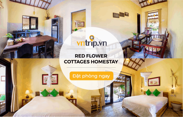Red Flower Cottages Homestay Hội An