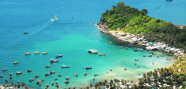 Tham quan Bãi Cây Mến - Phú Quốc