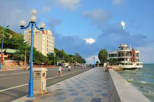 Con đường Hạ Long - Vũng Tàu