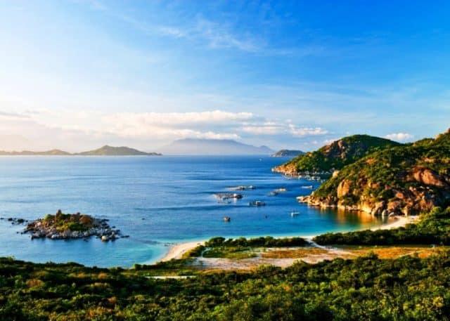 đảo bình ba địa điểm du lịch nha trang