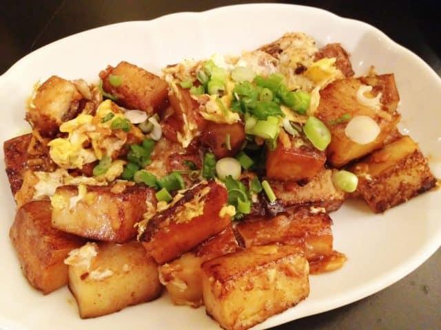 Món ăn vặt Bột chiên Sài Gòn (Ảnh: ST)