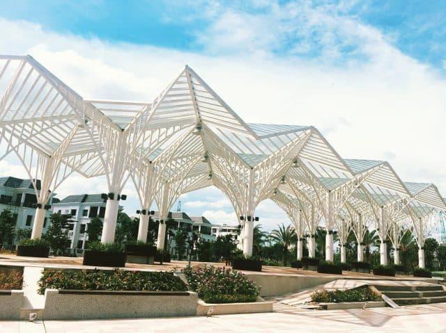 Những kiến trúc hết sức độc đáo