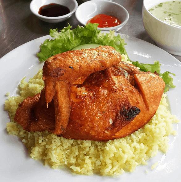 Cơm gà Đà Nẵng - thưởng thức quán ăn ngon Đà Nẵng
