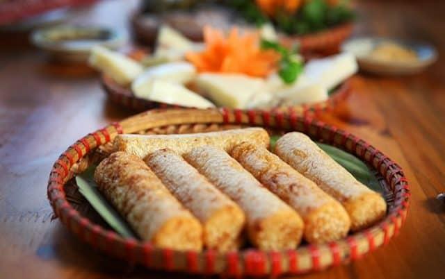 Đặc sản cơm lam Đăk Lăk