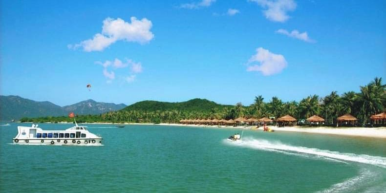 Đảo khỉ nha trang vẻ đẹp thiên nhiên ban tặng