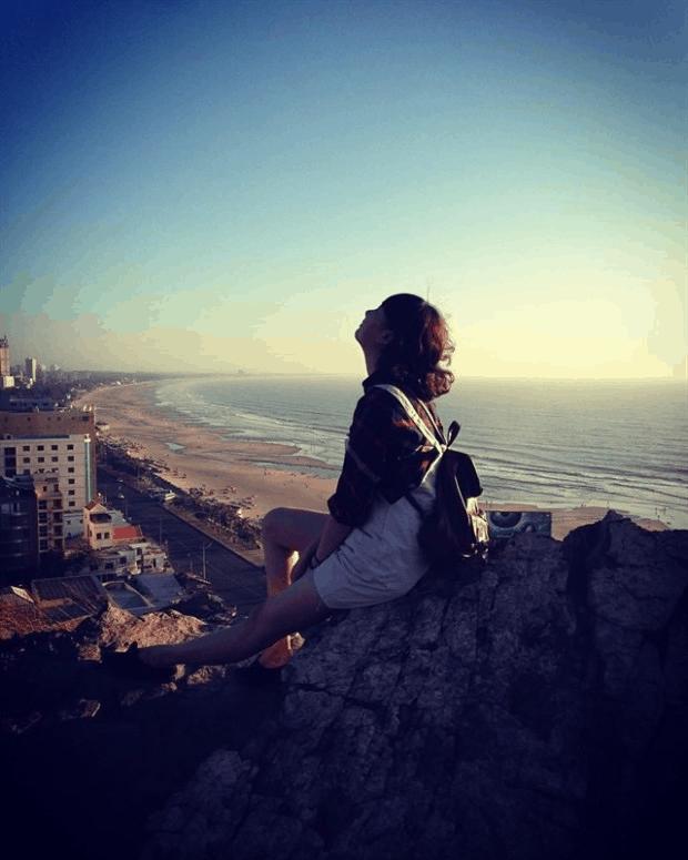 Lưu lại những khoảnh khắc đáng nhớ tại đồi Con Heo