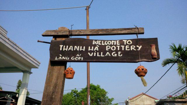 Thuyết minh về làng gốm Thanh Hà nổi tiếng đất Hội An