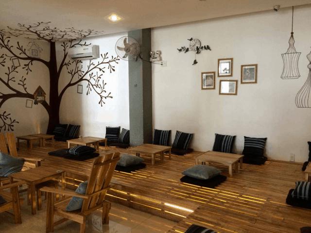 Moka - những quán cafe đẹp ở Nha Trang