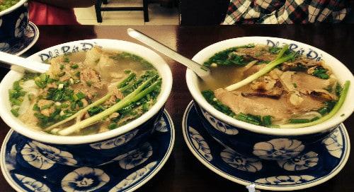 phở Bát Đàn, quán phở ngon nổi tiếng ở Hà Nội