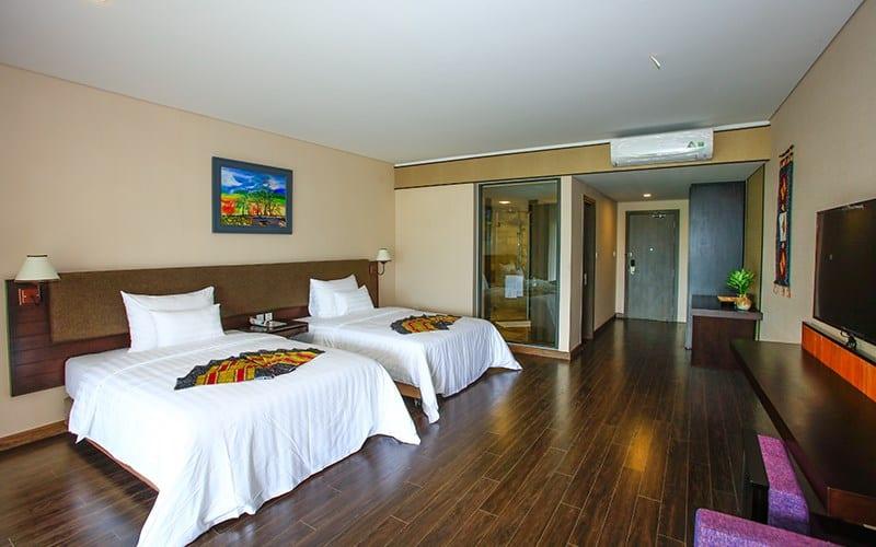 Phòng nghỉ EXECUTIVE tại Serena Resort