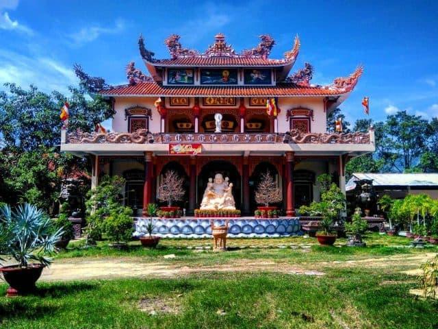 Chùa Châu Đốc 3, phường Long Bình, Quận 9, Thành Phố Hồ Chí Minh