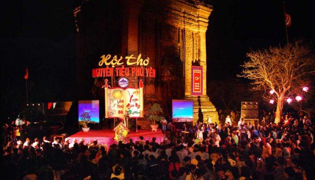 Đây là địa điểm tổ chức Hội thơ Nguyên tiêu Phú Yên hằng năm