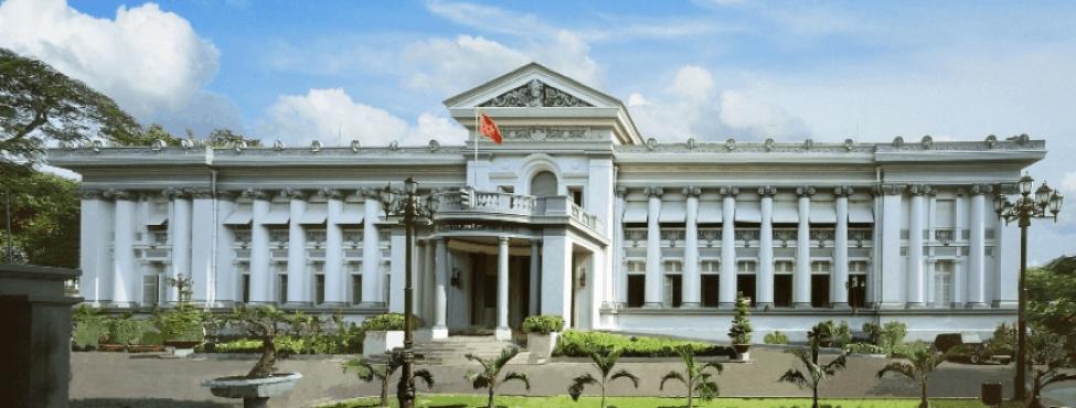 Hình ảnh bảo tàng lịch sử thành phố Hồ Chí Minh