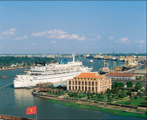Kết quả hình ảnh cho bến cảng nhà rồng