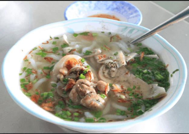 Món ăn ngon hấp dẫn Long Hải