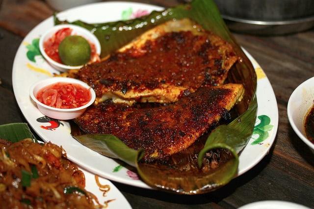 Món ngon làm từ cá Đuối ở Cửa Đại (Ảnh: ST)