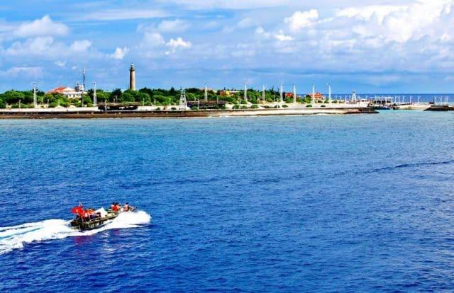 Phía Đông Bản đồ thành phố Nha Trang