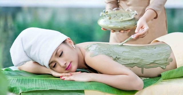 Tắm bùn liệu pháp tự nhiên rất tốt cho sức khỏe (Ảnh ST)
