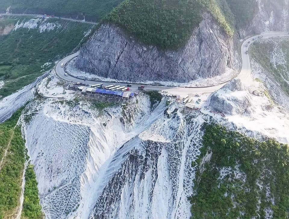 Đèo Thung Khe Mai Châu
