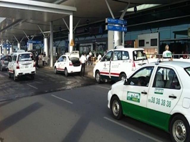 Hình ảnh sân bay quốc tế tân Sơn Nhất