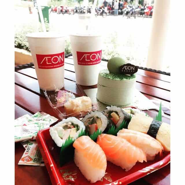 Món ăn Aeon Mall quận bình tân