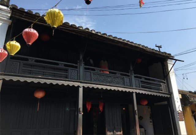 Nhà cổ Phùng Hưng (Ảnh: ST)