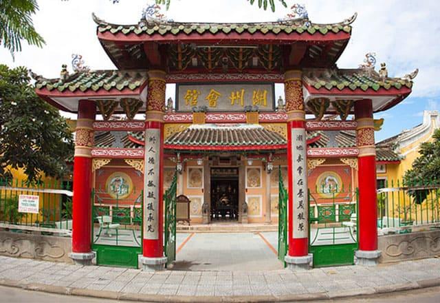 Hội quán Triều Châu (Ảnh: ST)