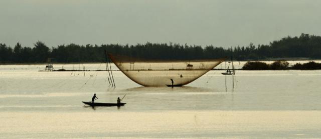 Danh lam thắng cảnh Huế - Phá tam Giang