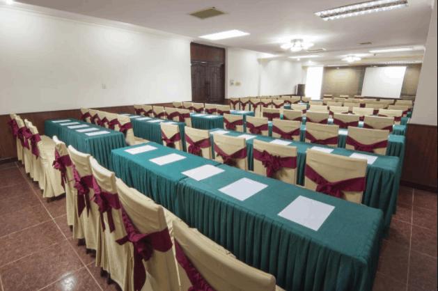 Phòng hội nghị để du khách sử dụng miễn phí