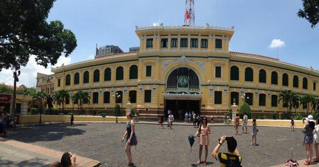 Bưu điện TPHCM