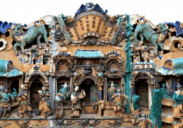 Mảng kiến trúc độc đáo