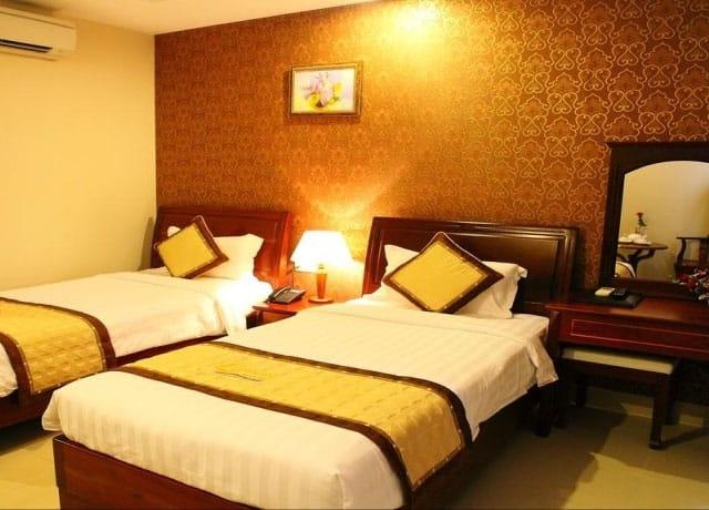 Một trong những khách sạn ở Vũng Tàu
