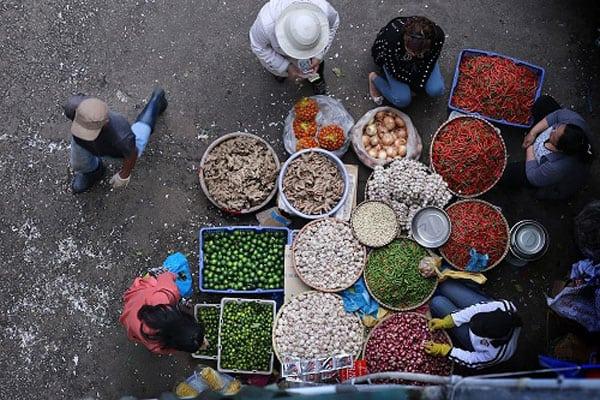Những trải nghiệm thú vị ở chợ thành phố ngàn hoa mà tất cả các bạn không thể chối từ